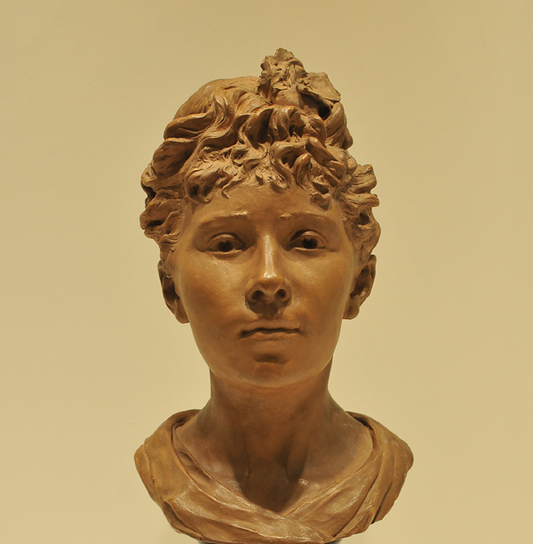 Louise Claudel ou Louise Massary. Camille Claudel.