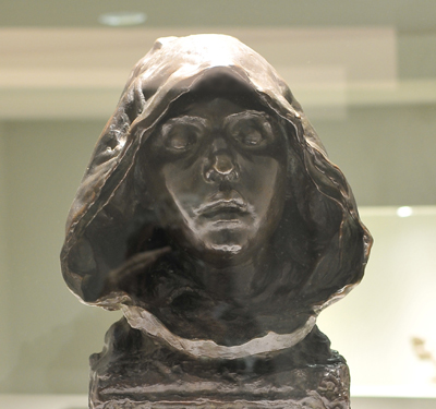 Psaume. Camille Claudel.