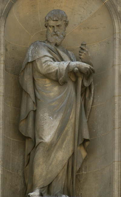 Saint Paul. Jules Franceschi.
