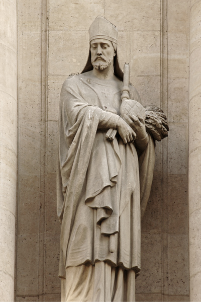 Saint Honoré. Aizelin