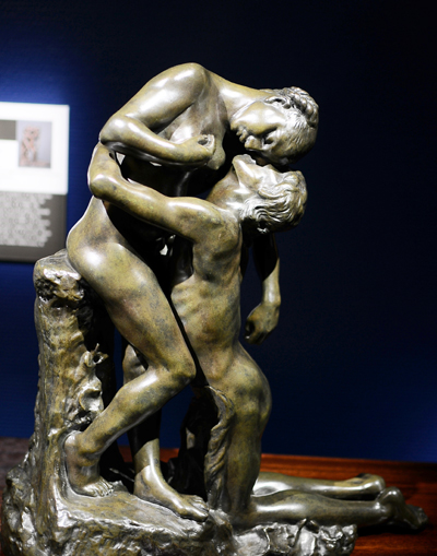 Abandon. Camille Claudel.