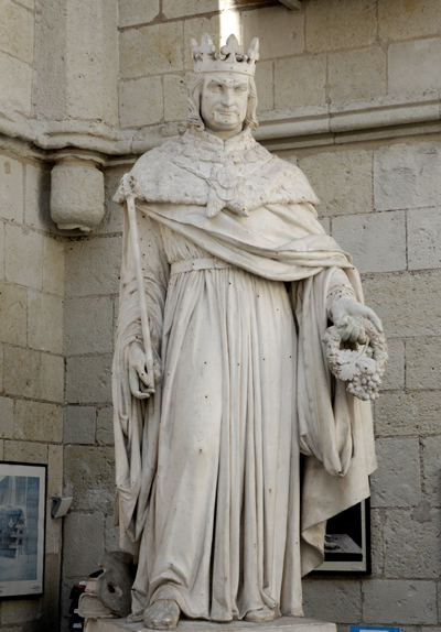 René d'Anjou. David d'Angers.