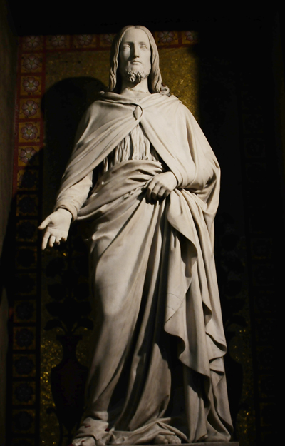 Glorification du Christ. Antoine Desboeufs.