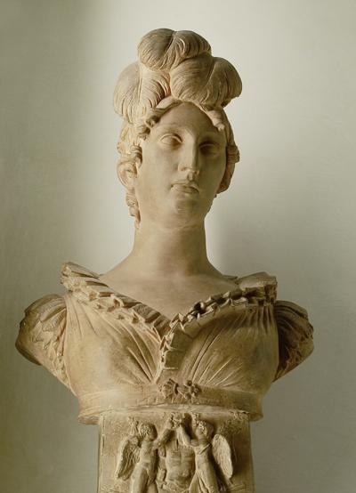 Duchesse d'Angoulème. Denis Foyatier