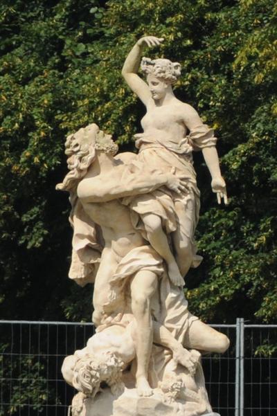 Hercule, héros antique et allégorie royale Fremin_enlevement-dejanire