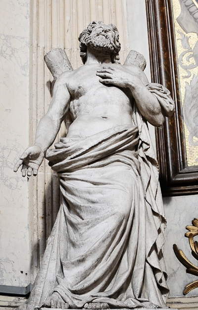 Saint André. James Pradier.
